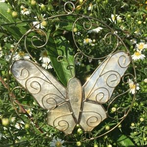FREE w/ $15+ purchase - Shell Butterfly Ornament